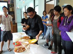 20120329Culture Class- Tomb Sweeping Day